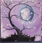 Abrazando la Luna