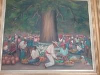 Mercado guatemalteco