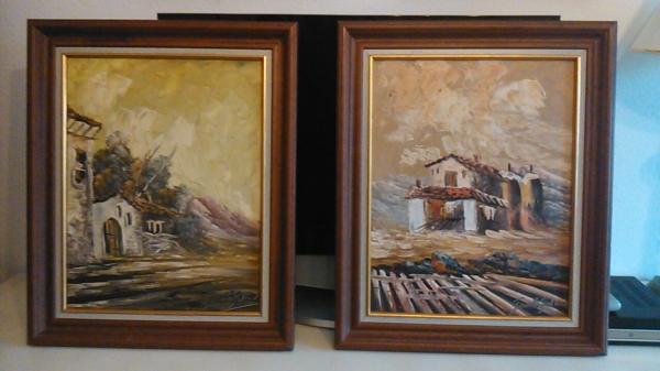 cuadros de Fausto Palencia