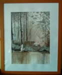 El bosque de las garzas