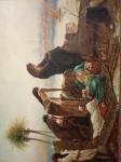 Terraza en Egipto