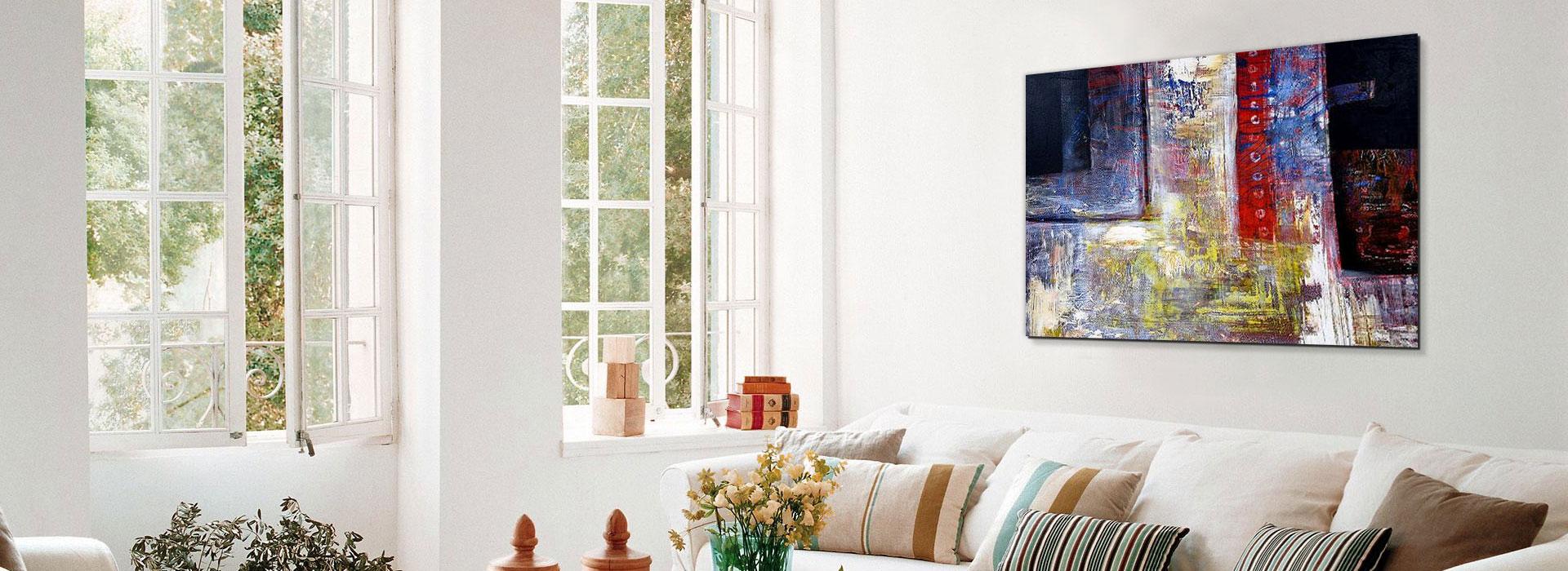 Tienda de cuadros lienzos laminas y cuadros impresos - Cuadros originales para salon ...