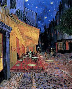 Cuadro Vang Gogh (bme050106)