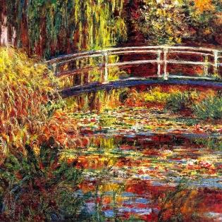 Cuadro Monet (bme050201)