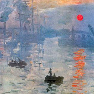 Cuadro Monet (bme050209)