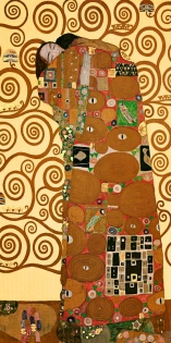Cuadro Klimt �rbol de la vida 3� parte (bme053507)