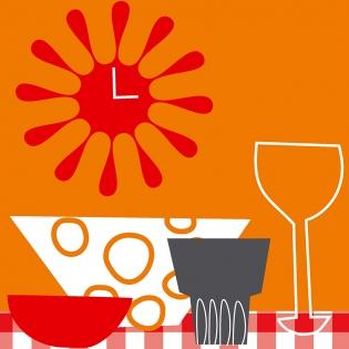 Cuadro de cocina (bme073022)
