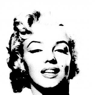Cuadro Marilyn (bme03011)
