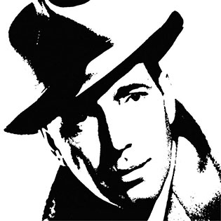 Cuadro Bogart (bme083035)