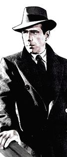 Cuadro Bogart (bme083060)