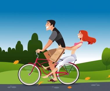 Cuadro pop art bici (bme085002)