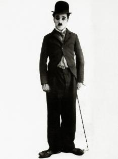 Cuadro Chaplin (bme087013)