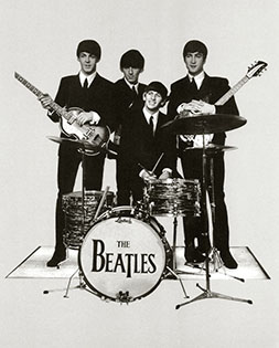 Cuadro The Beatles (bme087015)