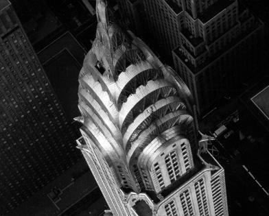 Cuadro edificio Nueva York (bme160065)