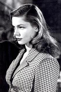 Cuadro Lauren Bacall (bme160196)