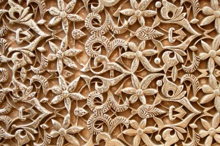 Cuadro mosaico Alhambra (bme170138)
