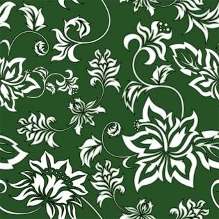 Cuadro filigrana verde (bme170231)