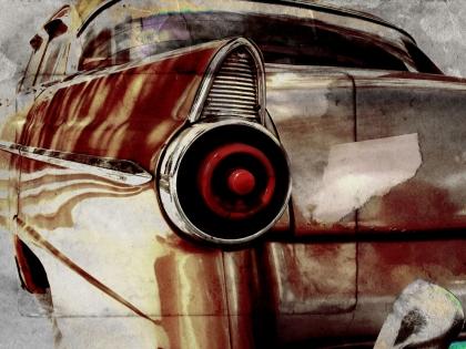 Cuadro coche (bme180101)