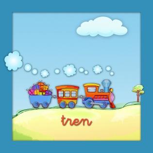 Cuadro infantil (bme190039)