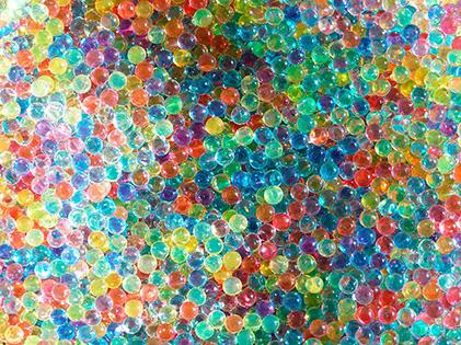 Cuadro canicas de colores (bpx0610)