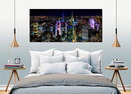 Cuadro Nueva York Panoramica (bpx0030)