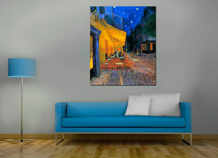 Cuadro Van Gogh (bme050106)