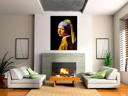 Cuadro Vermeer (bme052301)