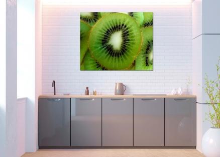 Cuadro kiwi (bme071004)