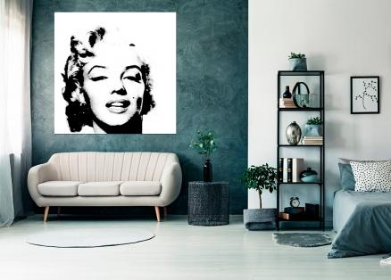 Cuadro Marilyn (bme083011)