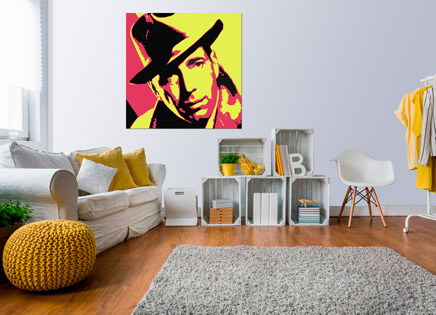 Cuadro Bogart (bme083031)