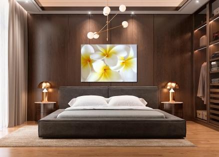 Cuadro flor amarilla (bme160054)