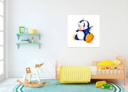 Cuadro pinguino (bme160101)