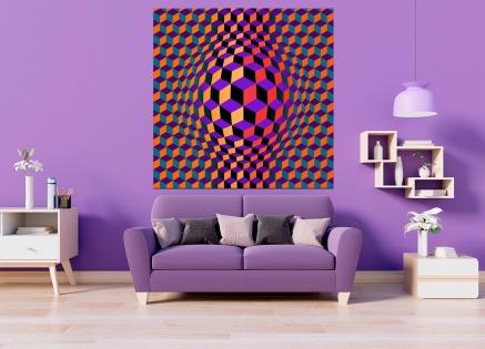 Cuadro pop art (bme160116)