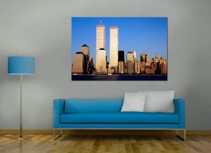 Cuadro Nueva York Torres Gemelas (bme160191)