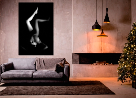 Cuadro desnudo (bme160198)