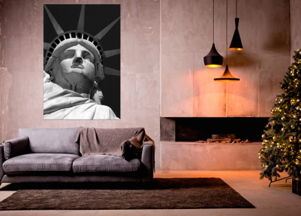 Cuadro Estatua de la Libertad (bme160205)