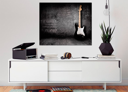Cuadro guitarra (bfl40208976)