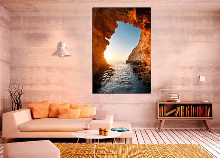 Cuadro mar rocoso (bfl47308726)