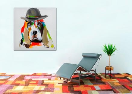 Cuadro perro (b3)