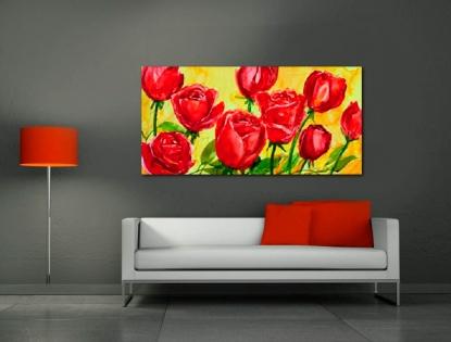 Cuadro flores (bb4002)