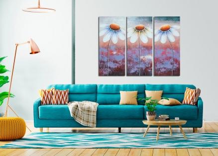 Cuadros flores (bdeccy5806)