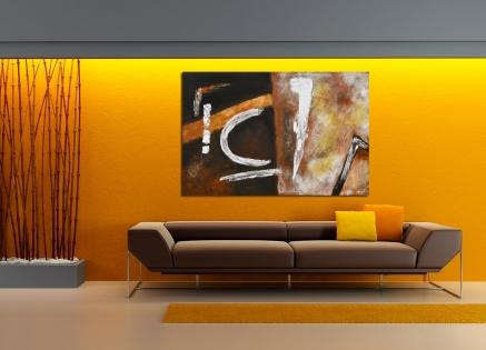 Cuadro abstracto (bdga058)