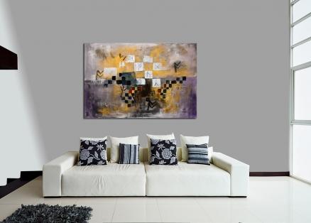 Cuadro abstracto (bdga090)