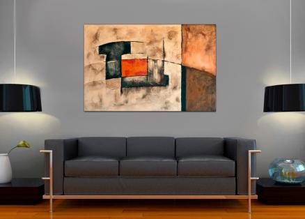 Cuadro abstracto (bdga121)