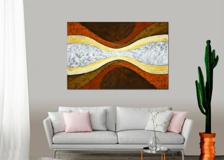 Cuadro abstracto (bdga134)