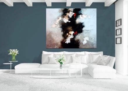 Cuadro abstracto (bdga221)