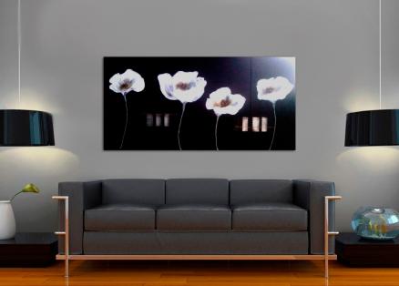 Cuadro flores (bdgf00747-13)