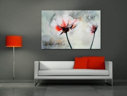 Cuadro flores (bdgf0124-13)