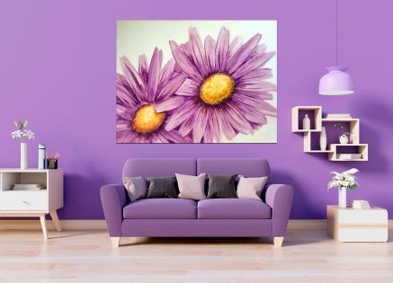 Cuadro flores (bdgf025)
