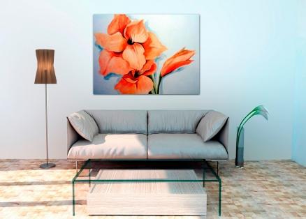 Cuadro flores (bdgf058)